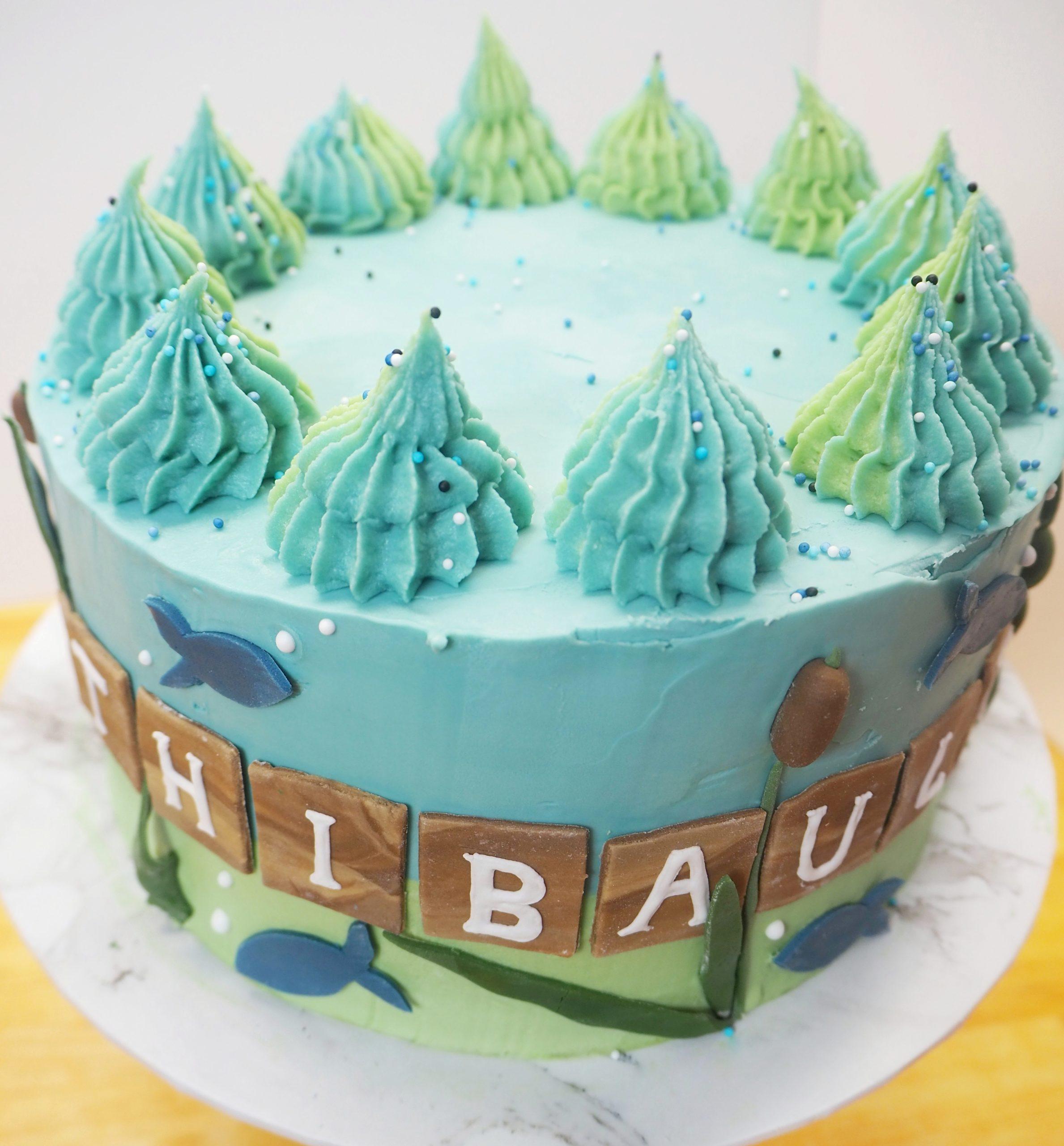 Layer Cake Pêcheur