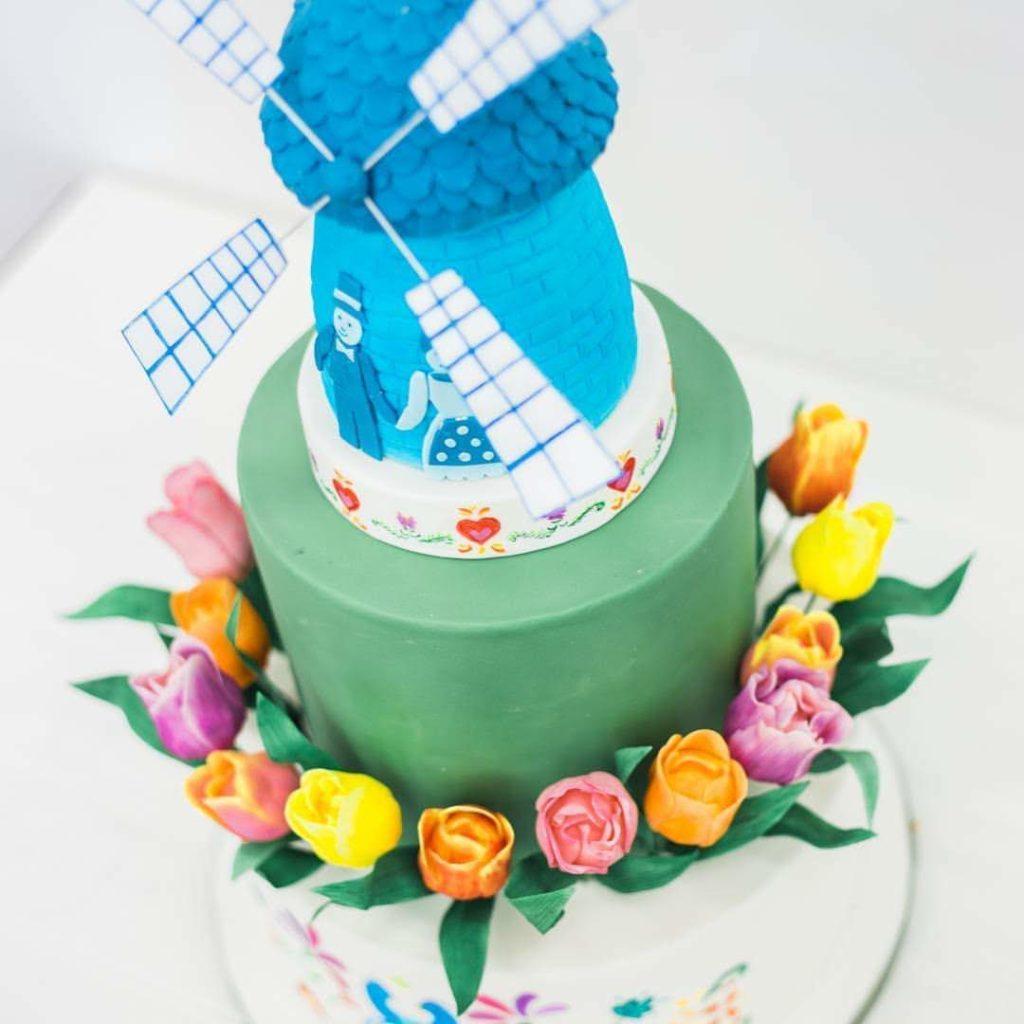 Wedding Cake Hollande