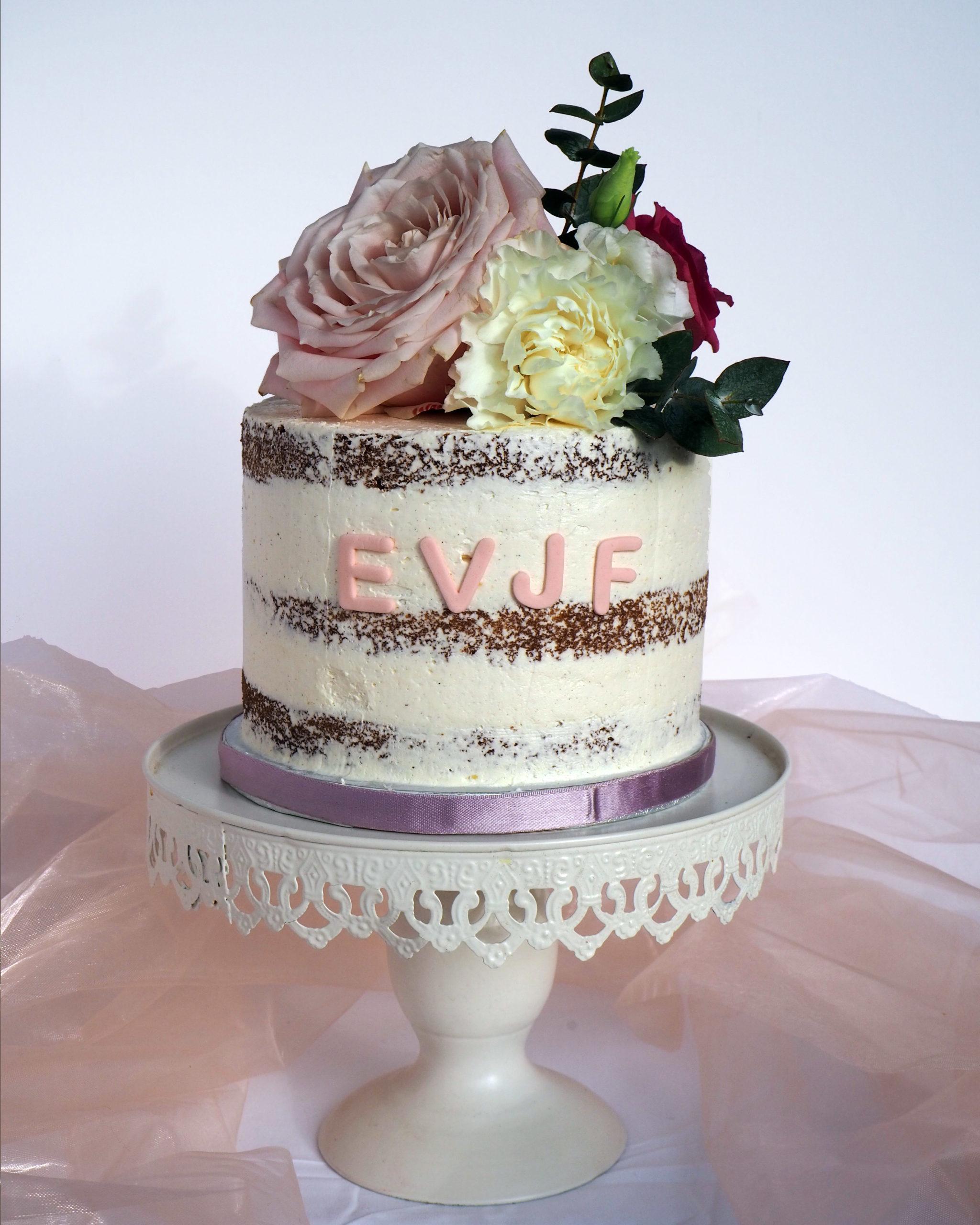 Naked Cake Evjf