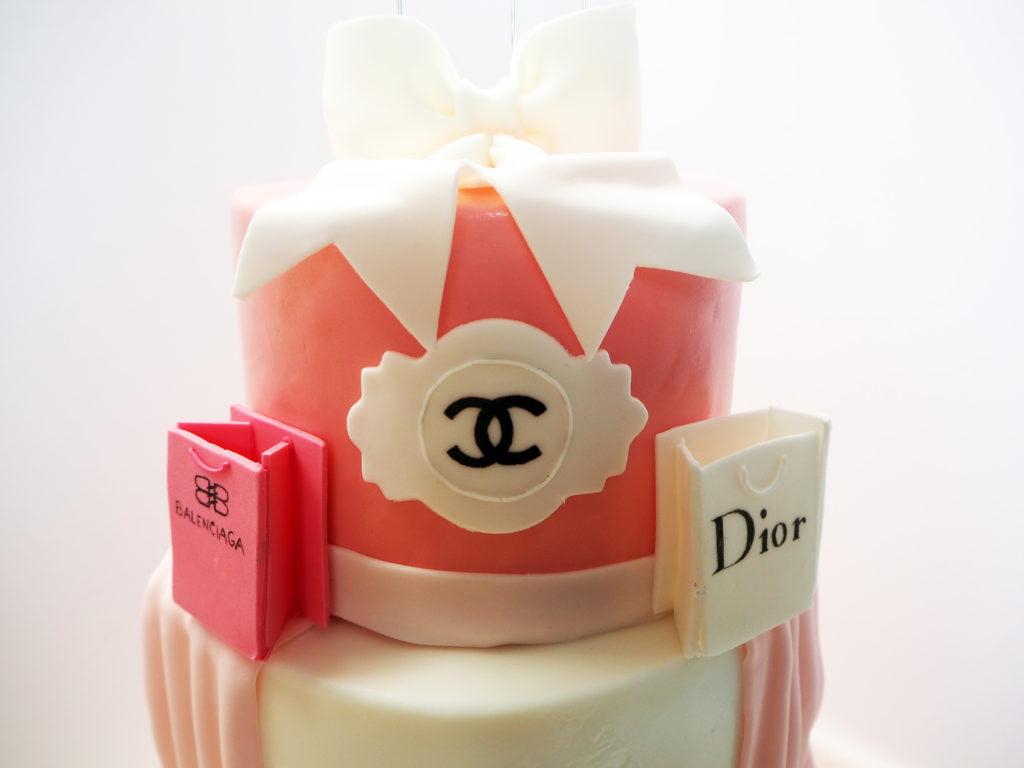 Détail Gâteau Mode