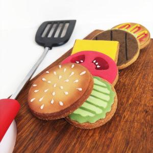 Coffret Biscuits Burger
