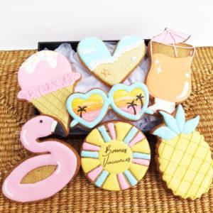 Coffret Biscuits Vacances Grand